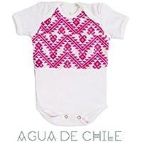 Bambina, tutina colore rosa, Babidu, Body bebe