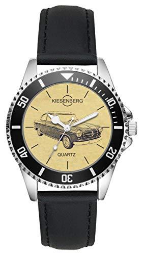 KIESENBERG Uhr - Geschenke für Borgward Isabella Oldtimer Fan L-4083