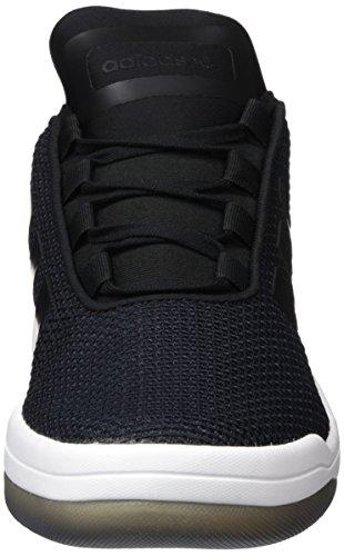 adidas Veritas Lo, Baskets Basses Homme Noir (Core Black/Core Black/Ftwr White)