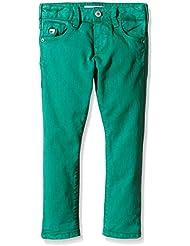 Scotch Shrunk Jungen Jeanshose Strummer-Garment Dyed Stretch
