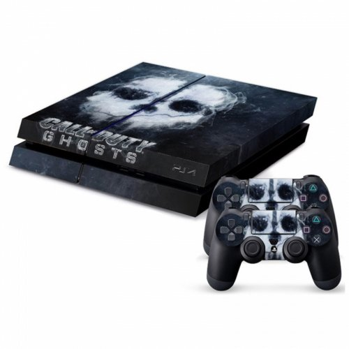 PS4 Aufkleber COD Ghosts - Call Xbox Duty Of One Ghosts