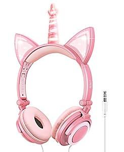 Auriculares para niños, Auriculares Unicornio