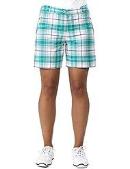 IJP design tartan short pour femme