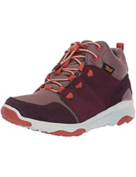 Teva Y Arrowood 2 Mid WP, Zapatos de High Rise Senderismo Unisex Niños