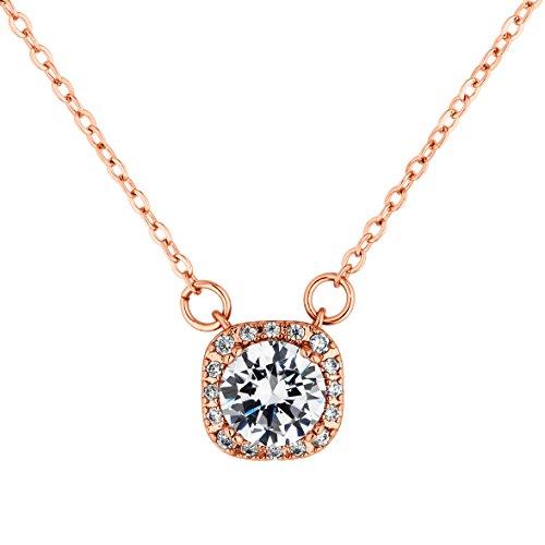 54440a89b12b Diamond Style 14 quilates oro rosa 14 ct