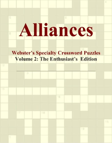 alliances-websters-specialty-crossword-puzzles-volume-2-the-enthusiasts-edition
