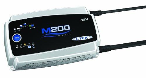 CTEK M200 15 Amp Maritimes Batterielade- Und Erhaltungsgerät Mit  Temperaturkompensation, Perfekt Für Alle Bootsbesitzer
