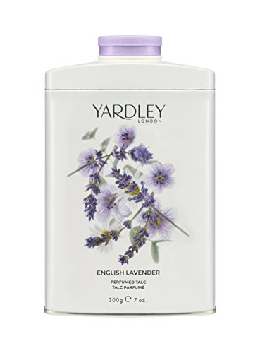 YARDLEY English Lavender Talc Parfumée 200 g
