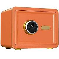 TQMB-A Caja Fuerte con la Huella Digital, el gabinete portátil Inicio/Viajes Pequeño Armario de Seguridad para mesita de Noche, Color Opcional,1