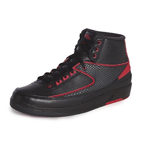 Nike Air Jordan 2 Retro, Espadrilles de Basket-Ball Homme