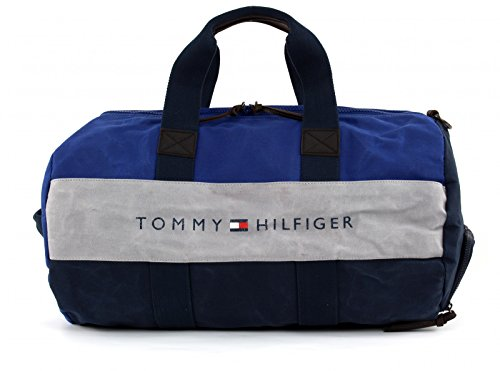 2b45d6fbd97f4 TOMMY HILFIGER Lance Weekender Monaco Blue
