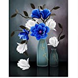 GUOXIN12 5D DIY Diamant malerei kreuzstich Kits 3D Diamant Stickerei Diamant mosaik Muster vase Bild Tier wohnkultur, 60x80 cm