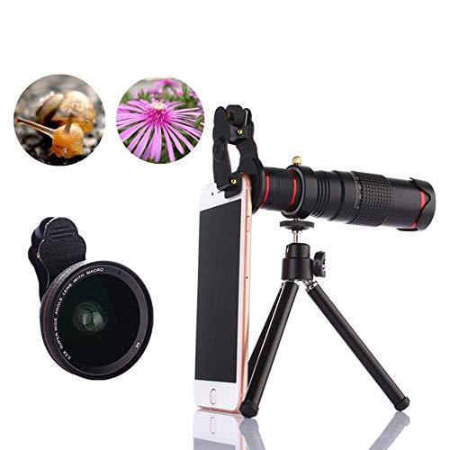 Accesorios lente móvil telescopio zumbido Mercado