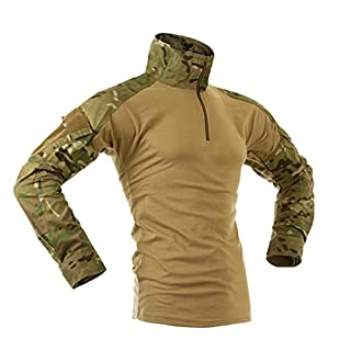 Invader Gear UBACS Under Shirt Atp Multicam Spec Ops Style