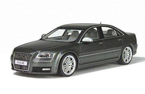 Audi S8, metallic-grau, 0, Modellauto, Fertigmodell, Ottomobile 1:18 (Modell Audi S8)