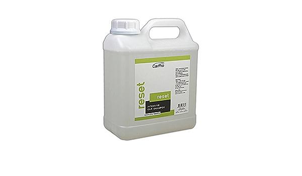 Carpro Reset Intensiv Auto Shampoo 5 Liter Wartung Elektronik