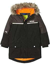 Regatta Kids Paxton Parka Waterproof Insulated Jackets