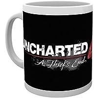 GB eye, Uncharted 4, A Thiefs End, Taza