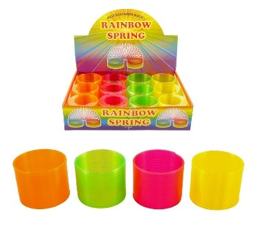 magic-slinky-luminoso-colorato-giocattolo-molle-bouncey-fun-4-colori-assortiti-
