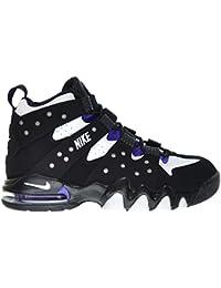 more photos 6b62d 77353 Nike Air MAX 2 CB  94 Hombres Zapatos de Negro White-Purple 305440
