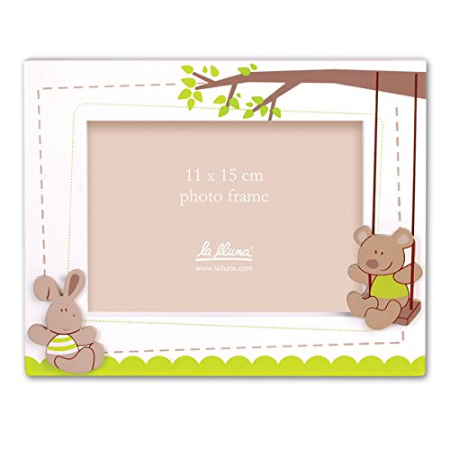 Detalles Infantiles - Portafotos teddy & bunny