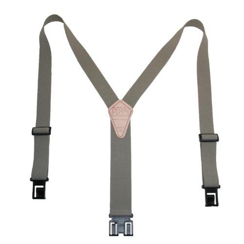 Perry Suspender - Bretelles -  Homme taille unique Bronzer