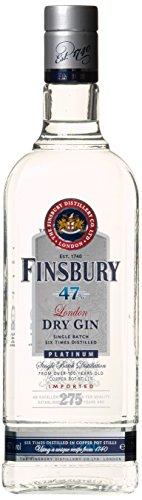 Finsbury Platinum London Dry Gin 47 (1