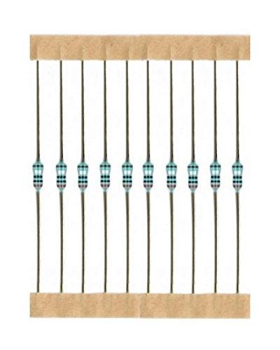 Charbon Couche Résistance Resistor 1,0 ohms 0,25 W 5% de 10 (1000)