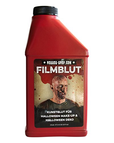 Fake Blood & Film sangue per Halloween