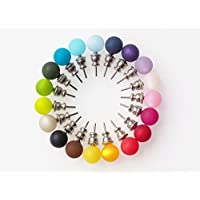 Polarisohrstecker Ohrstecker Polarisohrringe in vielen Farben