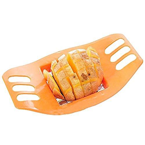 Favson Pommes Pommes-Schneider mit Edelstahlklinge