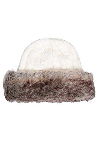 Mountain Warehouse Sombrero de pelo para mujer ~ Ofertas Navidad ad80a30ffc3