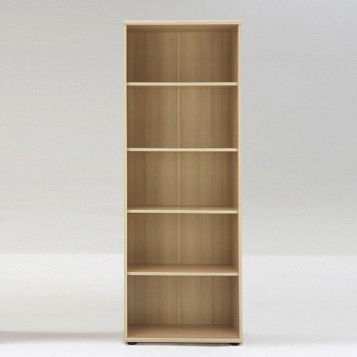 Aktenregal »SERIE 200« Buche Nachbildung, 5 OH, H=182cm