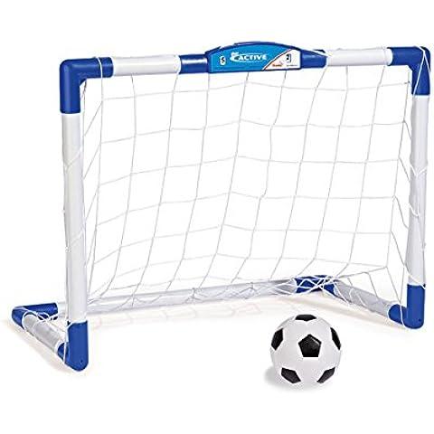 Simba Toys 107400890 - portería de fútbol con el contador