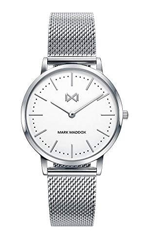 Mark Maddox MM7115-07 Montre à Bracelet pour Femme