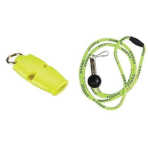 Fox 40Micro Whistle, neongelb