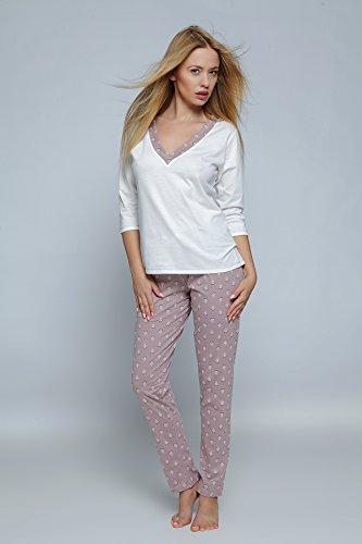 Pyjamas Coton Nightwear Pour Femme VB201A Pam V2
