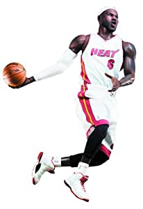 Enterbay - NBA Collection figurine Real Masterpiece 1/6 LeBron James 33 cm