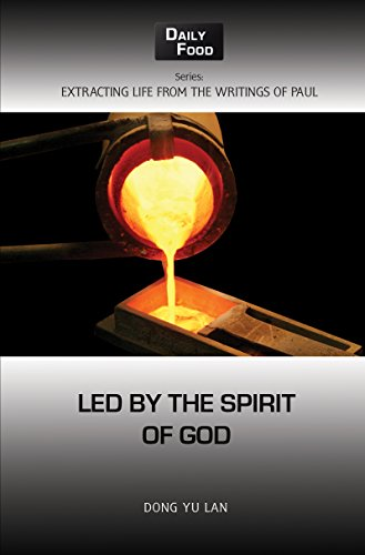 Led by the Spirit of God (Extracting Life from the Writings of Paul Book 3) (English Edition) - Jasper Led