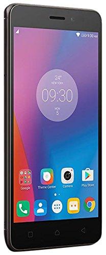 Lenovo PA530101RO 12,7 cm (5 Zoll) Smartphone (13MP Kamera, 16GB Speicher, 2GB RAM) grau