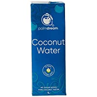 ‏‪Palmdream Coconut Natural Water, 12 x 1 liter‬‏