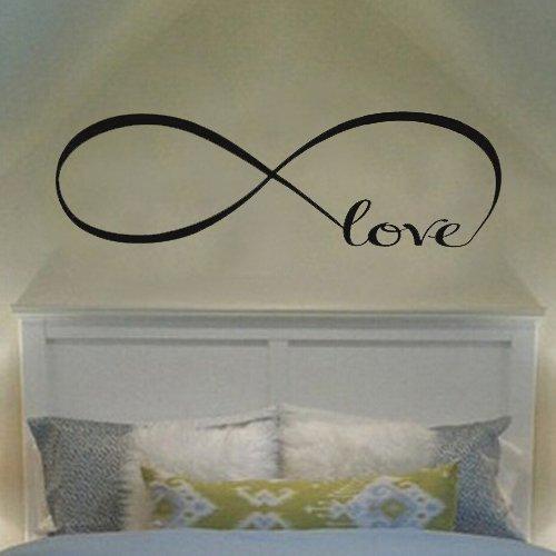 ecloud-shop-vinilos-decorativos-del-amor-del-smbolo-del-infinito-personalizada-dormitorio-pegatinas-