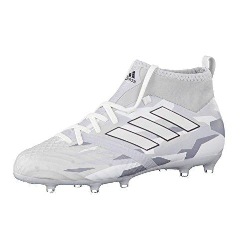 adidas Jungen Ace 17.1 Fg J Fußballschuhe Grey