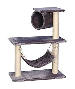 nobby 72023 01 kratzbaum f r katzen jade klein grau haustier. Black Bedroom Furniture Sets. Home Design Ideas