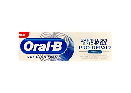 Oral-B Professional Zahnfleisch und Zahnschmelz Pro-Repair Original 75 ml