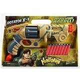HUNTSMAN Lanard Rotator X-8 Foam Dart Gun