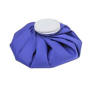 Poche à Glace pour Soulagement de la Douleur 11 Inch de Long Bleu Royal