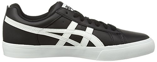 Asics Ns-court, Sneakers Basses Mixte adulte Noir (black/white 9001)