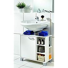 Waschtischunterschrank holz weiß  Suchergebnis auf Amazon.de für: badmöbel für kleine bäder