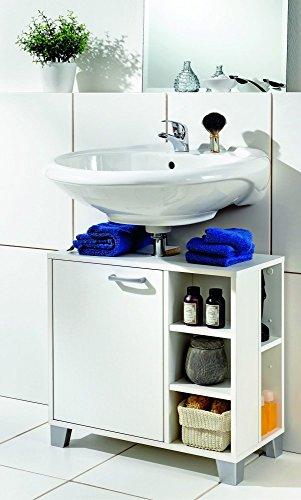Waschtischunterschrank holz weiß  ▷ waschbeckenunterschrank Test + Echte Testberichte + Top 40